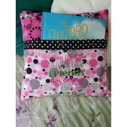 Mini Mouse - polka dots pillow