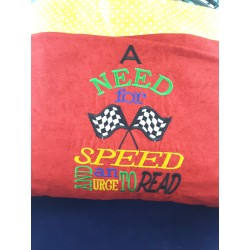 Need for Speed Pillow