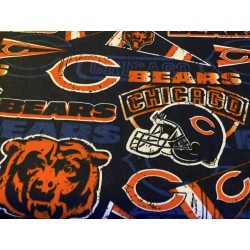 Chicago Bears pennants By...