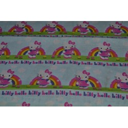 Hello Kitty this Fabric is...
