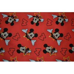 Mickey Mouse and stars sold...
