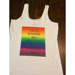 Love Wins Tee Shirt