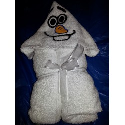 Favorite Snowman  Towel