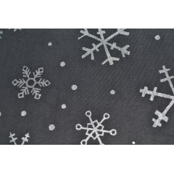 Silver Snow Flakes Sold by...
