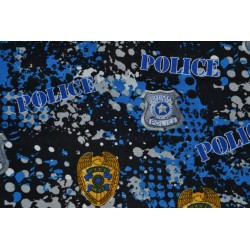 Geo Print Police Sold by...