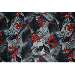 Spiderman Sold by the 1/4 yard
