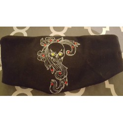 Head Band with Skull