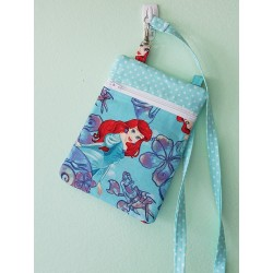 Little Mermaid Cross Body Bag